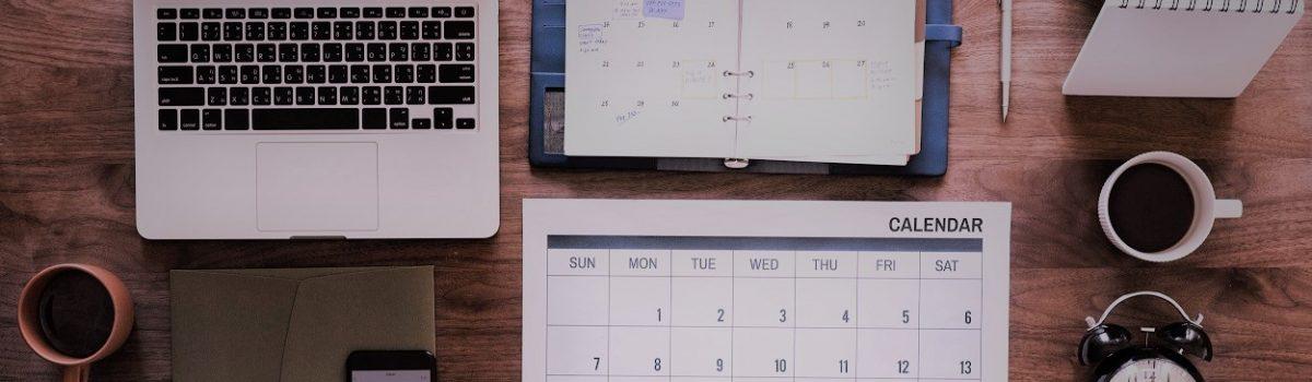 Calendari obligacions empresa, autònoms i entitats: Abril