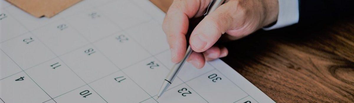 Calendari obligacions empresa, autònoms i entitats: Maig